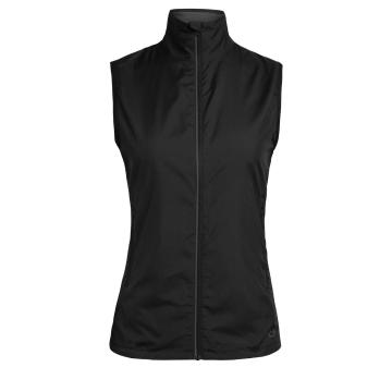 Icebreaker Women's Rush Vest - Black