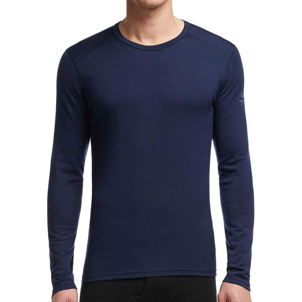 Merino Men's Oasis Long Sleeve Crewe