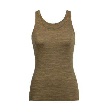 Icebreaker Women's Siren Tank - Curry