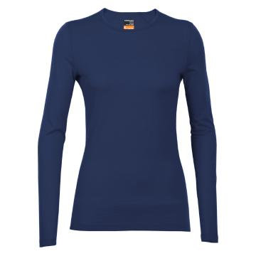 Icebreaker Women's Oasis Long Sleeve Crewe