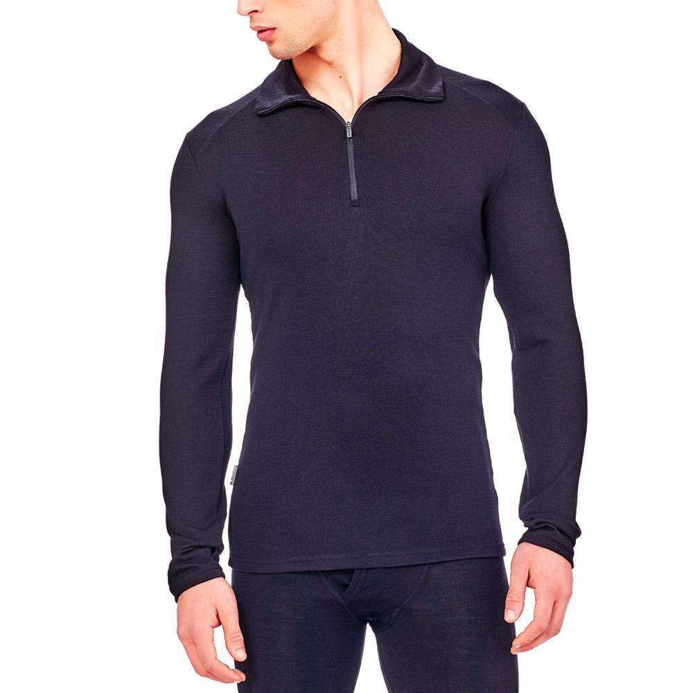 Merino Men's Tech Top Long Sleeve Half Zip