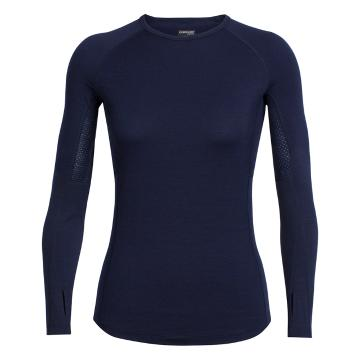 Icebreaker Merino Women's Zone Long Sleeve Crewe