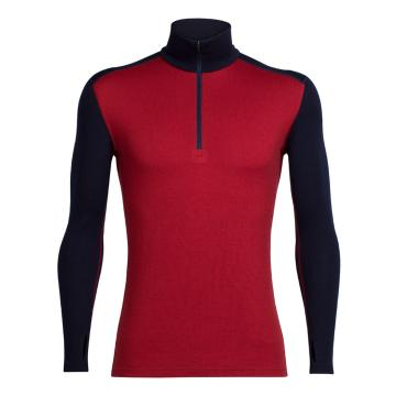 Icebreaker Merino Men's Tech Top Long Sleeve Half Zip