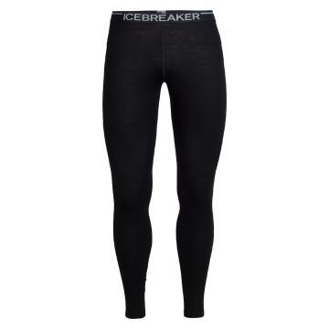 Icebreaker Men's Tech Leggings - Black