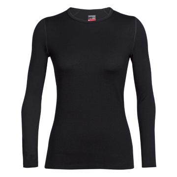 Icebreaker Merino Women's Long Sleeve Crewe Tech Top