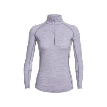 Icebreaker Merino Women's Zone Long Sleeve Half Zip