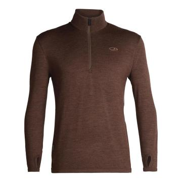 Icebreaker Men's Original Long Sleeve Half Zip