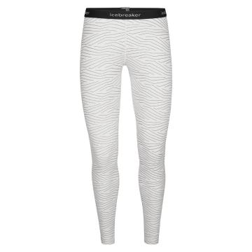 Icebreaker Women's 200 Oasis Leggings - Snow
