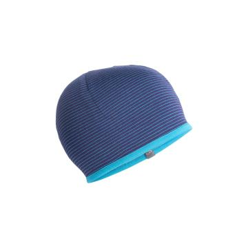 Icebreaker Adult Pocket Hat - Lotus/ARCTIC TEAL