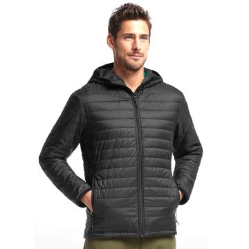 Icebreaker Merino Men's Helix LS Zip Hooded Jacket