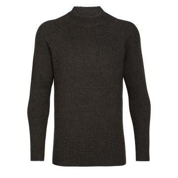 Icebreaker Men's Hillock Funnel Neck Sweater