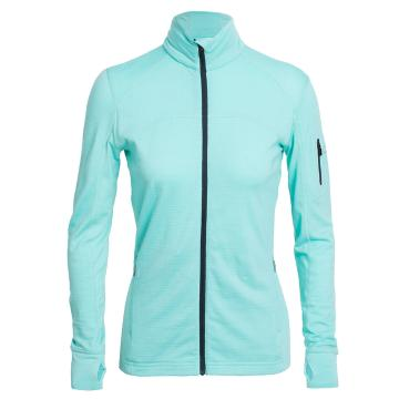 Icebreaker Merino Women's Terra Long Sleeve Zip Top