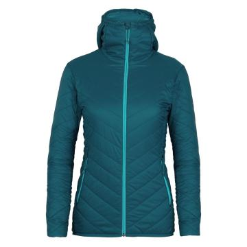 Icebreaker Women's Hyperia Hooded Jacket
