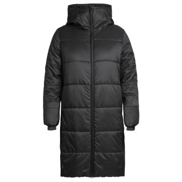 Icebreaker Women's Collingwood 3Q Hooded Jacket - Black