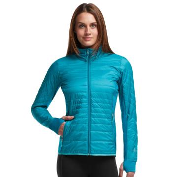 Icebreaker Women's MerinoLOFT Helix Long Sleeve Zip