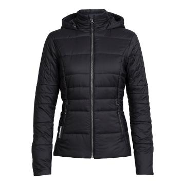 Icebreaker Women's Stratus X Hooded Jacket