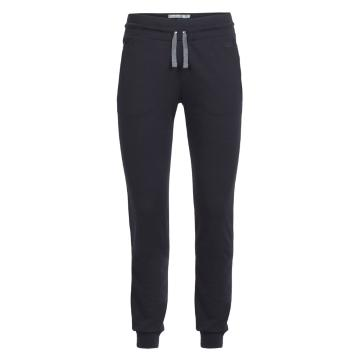 Icebreaker Merino Women's Crush Pants - Black/Charcoal