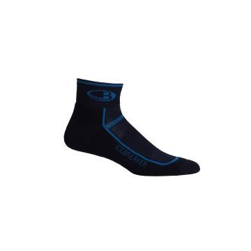 Icebreaker Men's Multisport Light Mini Socks - Midnight Navy