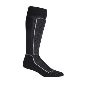 Icebreaker Women's Ski+ Light OTC Socks - Black