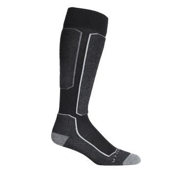 Icebreaker Men's Ski+ Light OTC Socks - Black