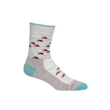 Icebreaker Women's Hike Medium Crew Socks