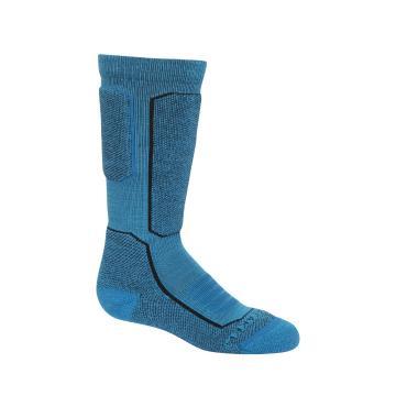Icebreaker Kids Ski+ Medium OTC Socks - Polar