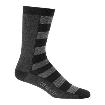 Icebreaker Men's Ultralight Crew Bisect Socks