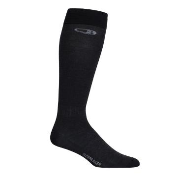 Icebreaker Merino Men's Snow Liner OTC Socks - Black