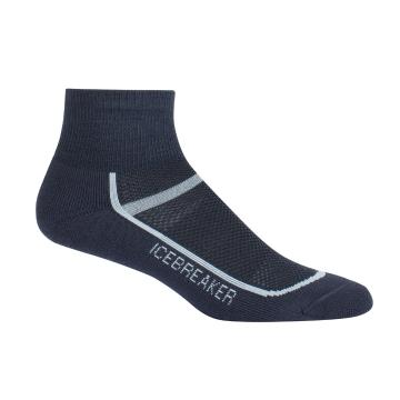 Icebreaker Women's Multisport Light Mini Socks - Oil/Dew