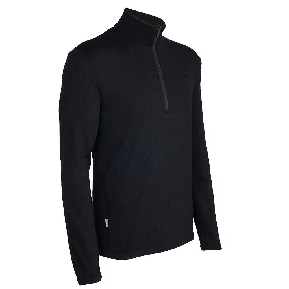 Merino Men's Original Long Sleeve Half Zip
