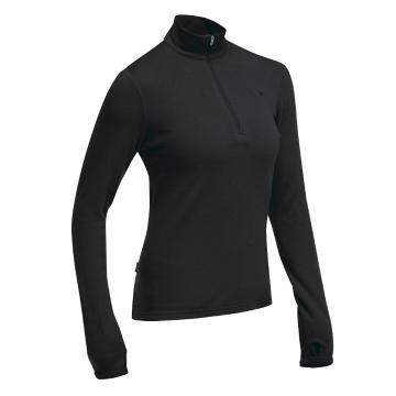 Icebreaker Merino Women's Original Half Zip Top - Black