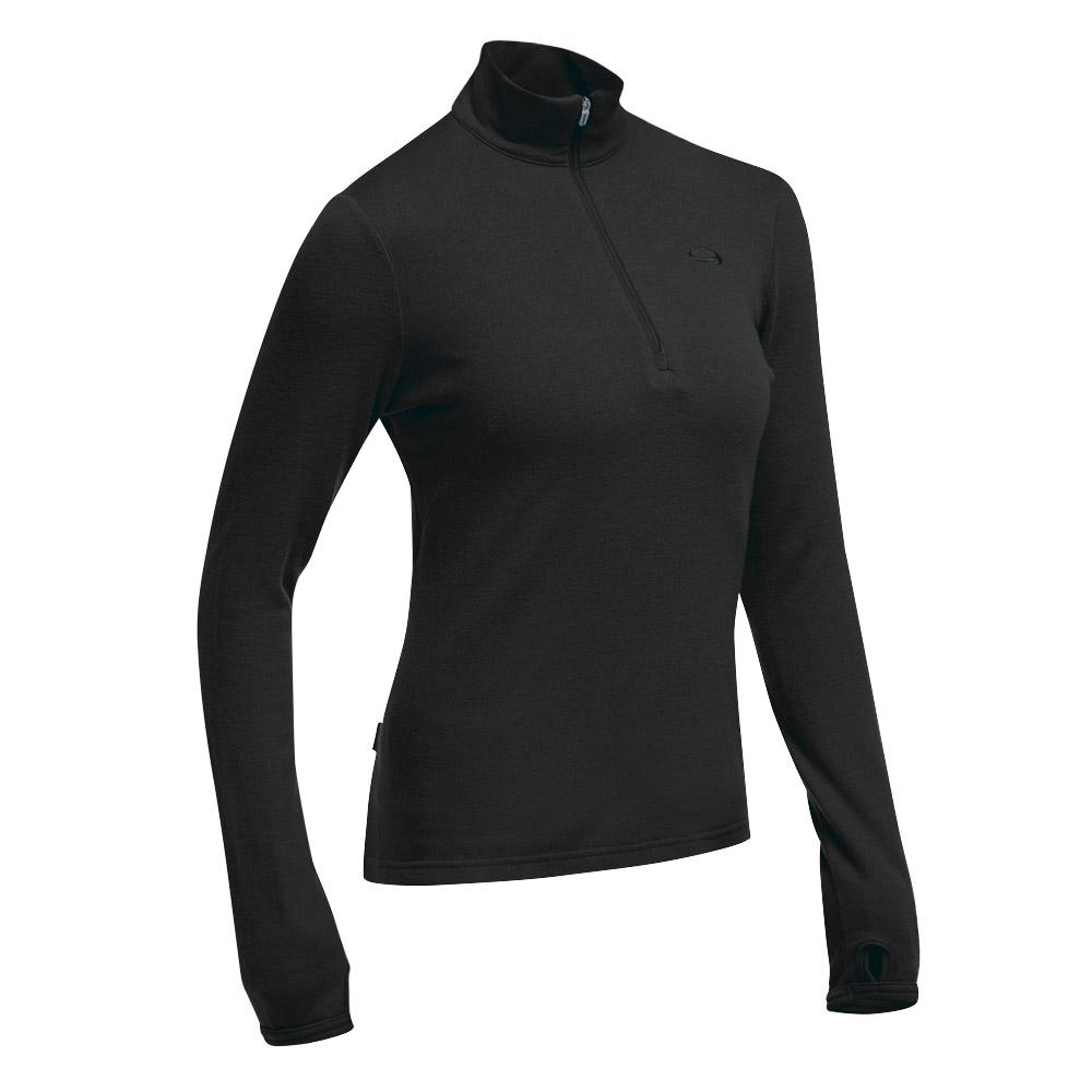 Merino Women's Original Half Zip Top