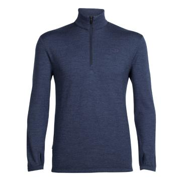 Icebreaker Merino Men's Original Long Sleeve Half Zip