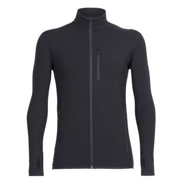 Icebreaker Merino Men's Descender Long Sleeve Zip Top