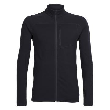 Icebreaker Merino Men's Mt Elliot Long Sleeve Zip