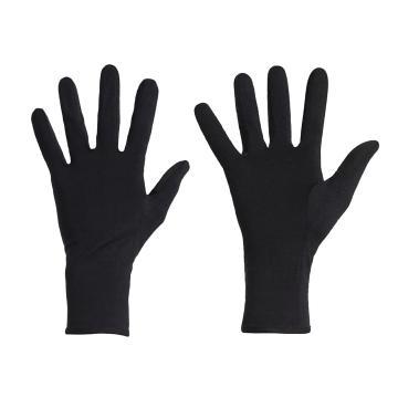 Icebreaker Adult 260 Tech Glove Liner - Black
