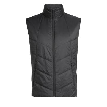 Icebreaker Men's Helix Vest - Black