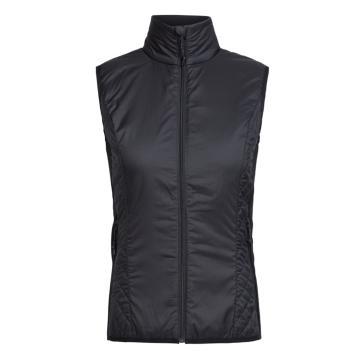 Icebreaker Merino Women's Helix Vest - Black
