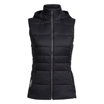 Icebreaker Women's Stratus X Hooded Vest