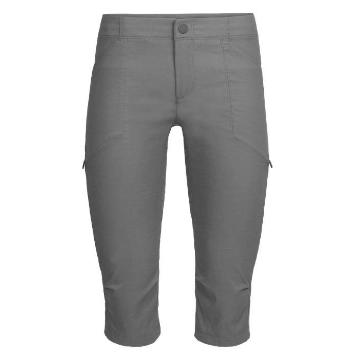 Icebreaker Women's Connection Commuter 3Q Pants - Monsoon