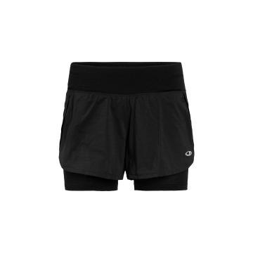 Icebreaker Women's Impulse Training Shorts - Black