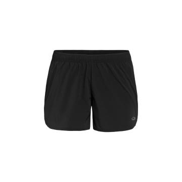 Icebreaker Women's Impulse Running Shorts - Black