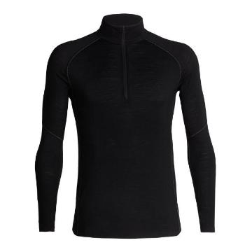 Icebreaker Men's 150 Zone Long Sleev Half Zip
