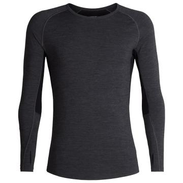 Icebreaker Men's 200 Zone Long Sleeve Crewe