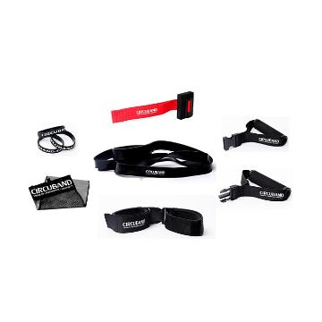 Circuband HiRez (32mm Band, Handles, Ankle Loops, Door Anchor, UserGuide)