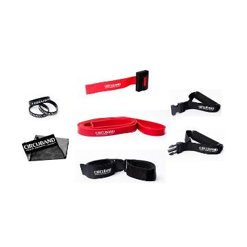 Circuband LoRez (32mm Band, Handles, Ankle Loops, Door Anchor, UserGuide)