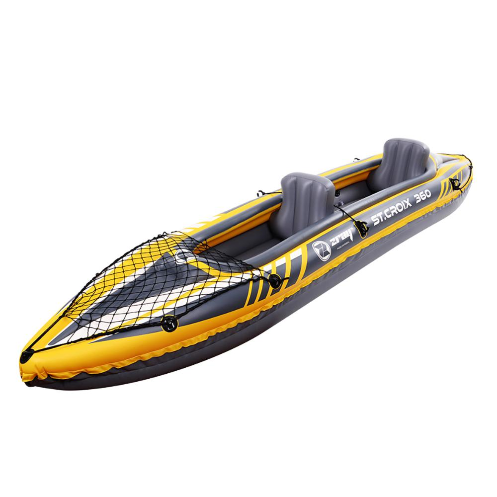 2021 St. Croix 2 Person Inflatable Kayak