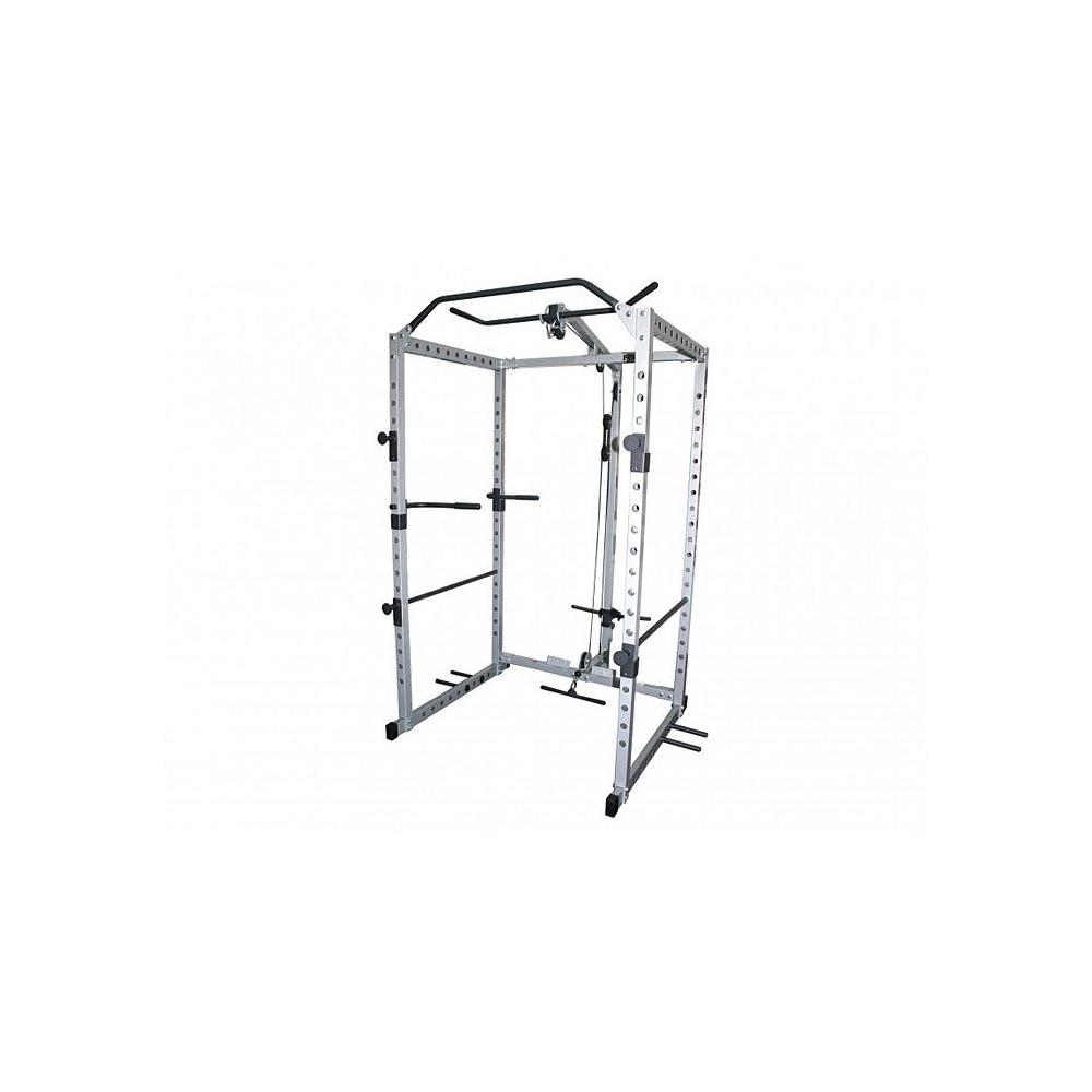Home Power Rack Combo