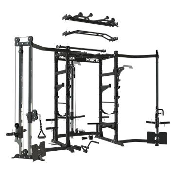 Force USA MyRack Modular Power Rack and Attachments
