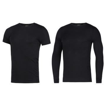 Saltura Men's Baselayer Set - S/S + L/S